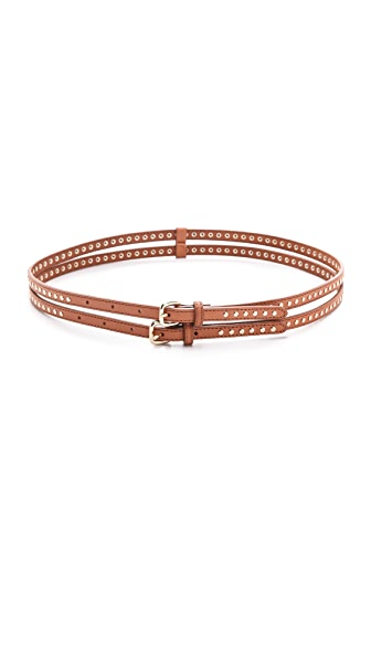 Club Monaco Lacey Double Stud Belt