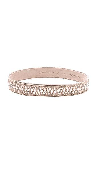 Club Monaco Stacey Embellished Belt