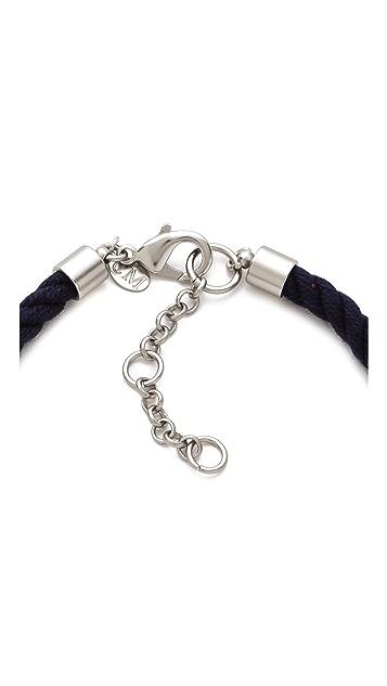 Club Monaco Rope Necklace