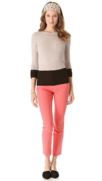 Club Monaco Sarah Crop Pants