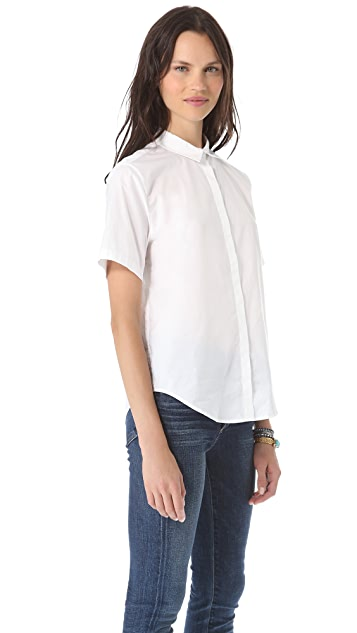 Club Monaco Natasha Shirt