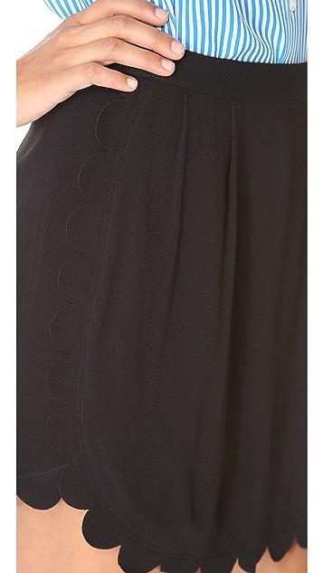 Club Monaco Alea Skirt