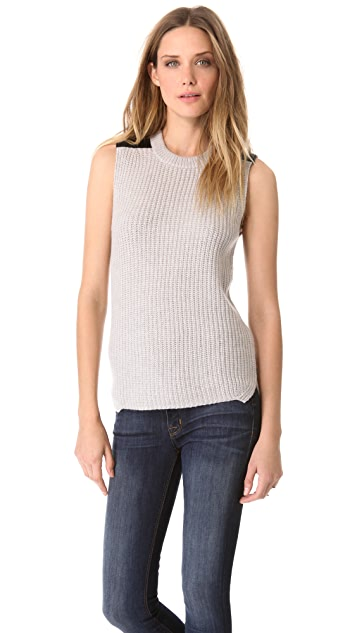 Club Monaco Martha Cashmere Shell