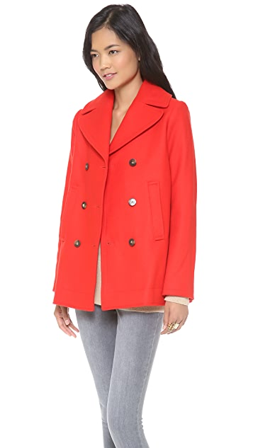 Club Monaco Autumn Coat