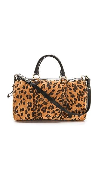 Club Monaco Jane Mayle Suede JM Bag