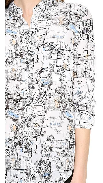 Club Monaco Mori Shirt