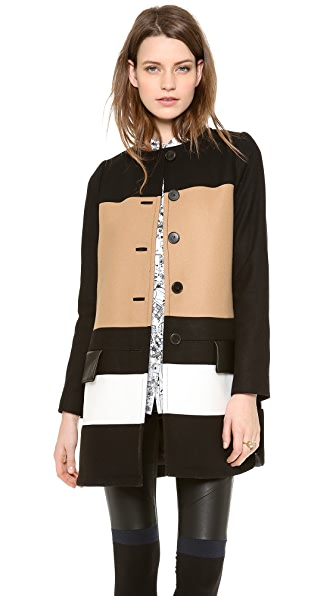Club Monaco Lane Coat