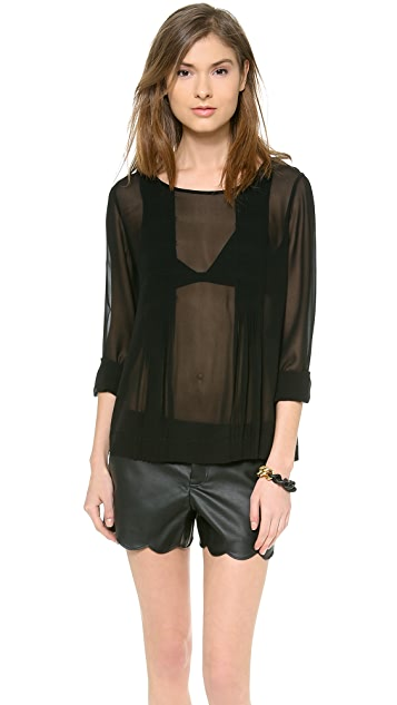 Club Monaco Tippi Shirt
