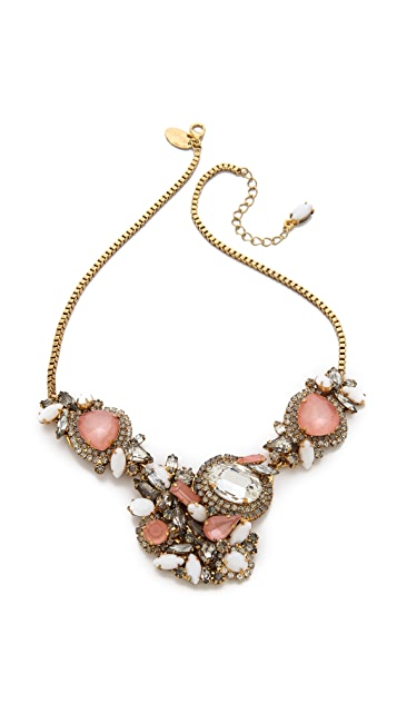Club Monaco EB Statement Necklace