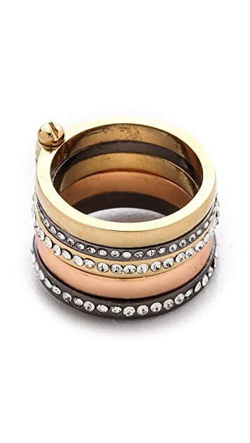 Club Monaco Monique Stacking Ring