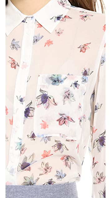 Club Monaco Christiane Shirt