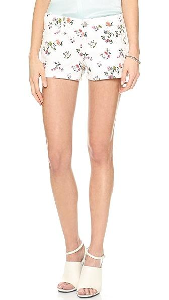 Club Monaco Julia Denim Shorts