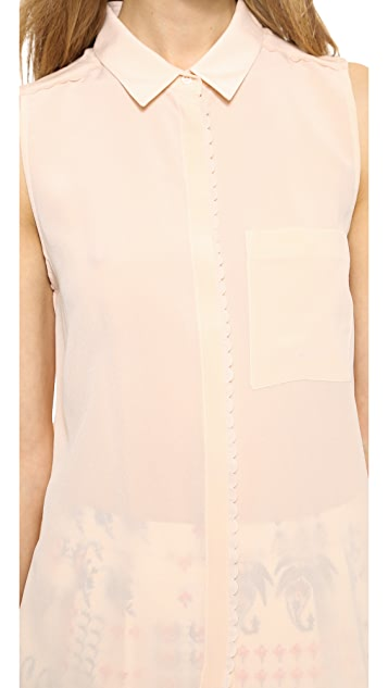 Club Monaco Amya Shirt