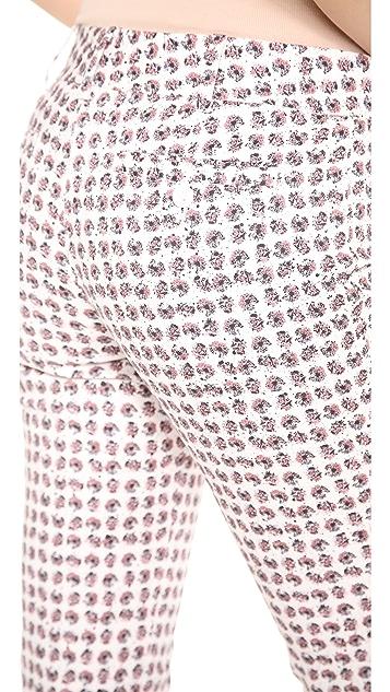 Club Monaco Renay Crop Pants