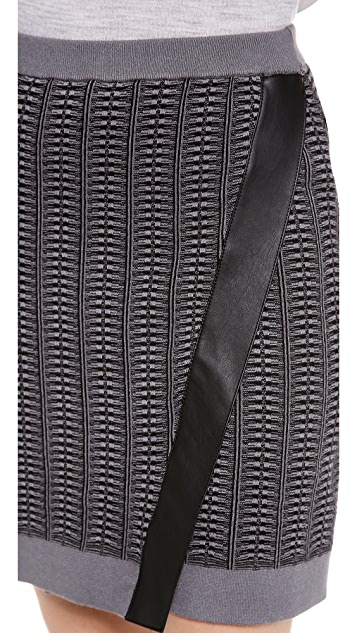 Club Monaco Virgina Sweater Skirt