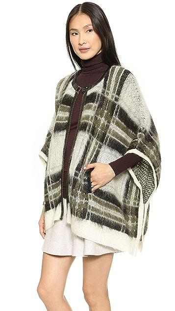 Club Monaco Gene Poncho Sweater
