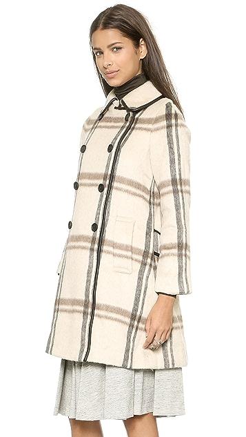 Club Monaco Nadine Coat