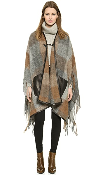 Club Monaco Angelica Poncho