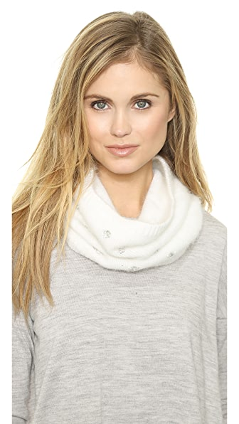 Club Monaco Whitney Embellished Scarf