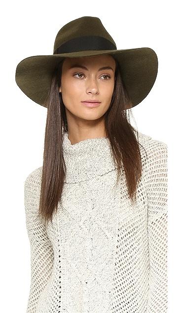 Club Monaco Vancy Wide Brim Hat