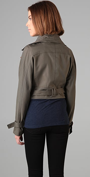 camilla and marc Tame Belted Bomber Jacket