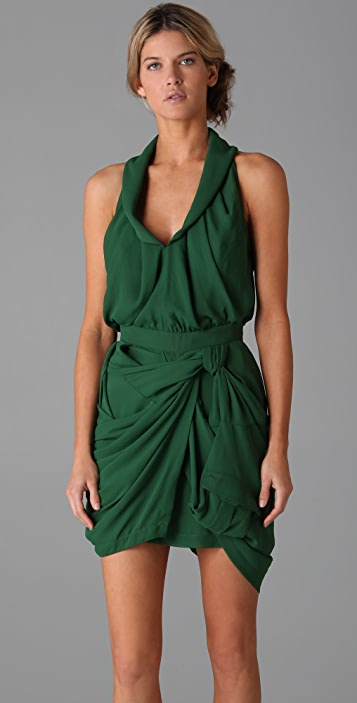 camilla and marc Antiquity Draped Dress