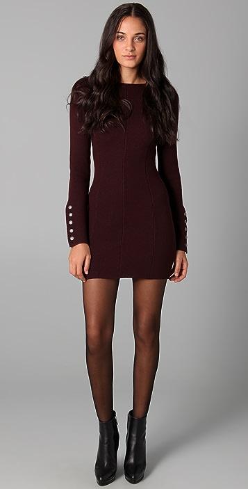 camilla and marc Bluecloak Paneled Jumper Dress