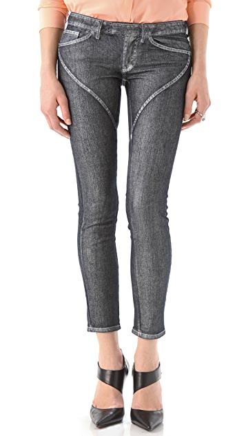 camilla and marc Wild Wolf Skinny Jeans