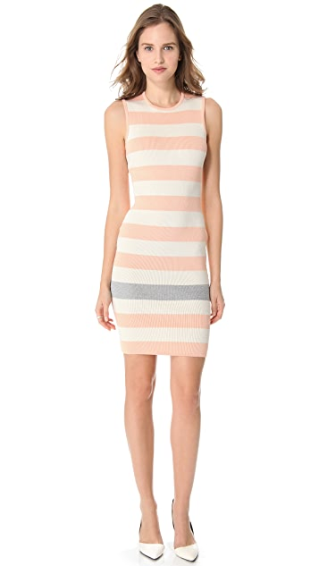camilla and marc Hariett Stripe Tank Dress