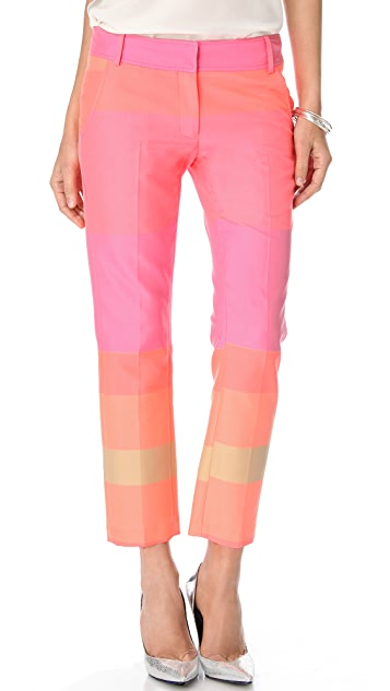 camilla and marc Adelaide Striped Trousers