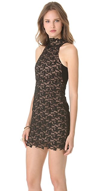 camilla and marc Light and Shade Lace Dress