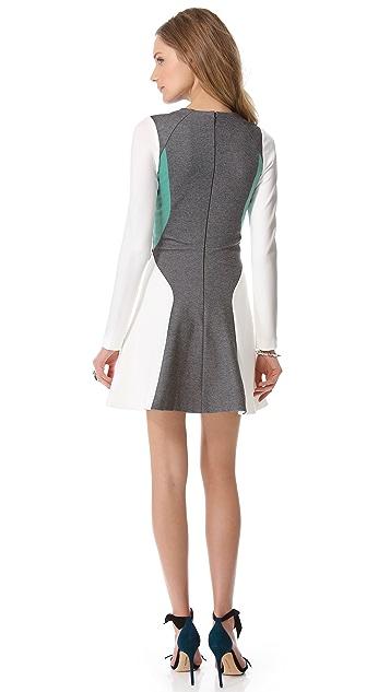 camilla and marc Counterflood Ponte Dress