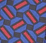 Blue/Red Graphic