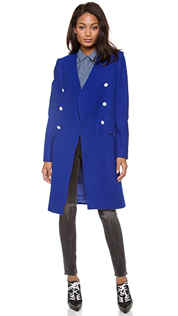 camilla and marc Silentium Wool Coat