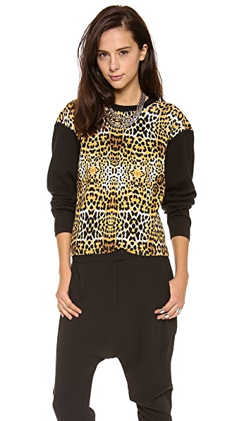 camilla and marc Concentric Knit Pullover