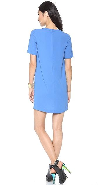camilla and marc Rhythmic Shift Dress