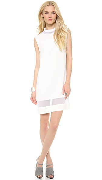 camilla and marc Perpendicular Shift Dress