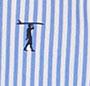 Surfers Stripe Print