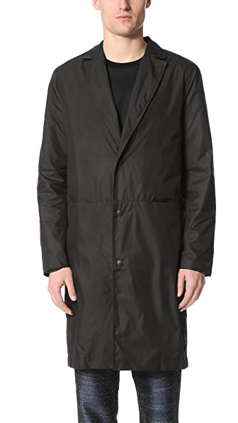 CMMN SWDN Marx Lightweight Technical Coat