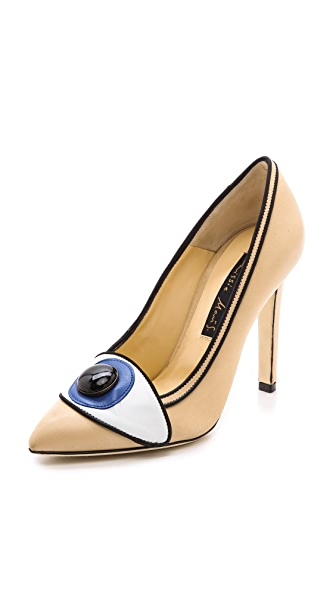 Chrissie Morris Eye Pumps