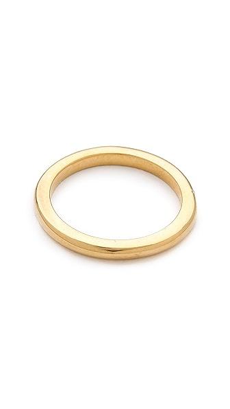 Campbell Natural Stacker Ring