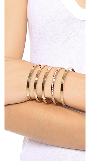 Campbell Short Wire Tower Bracelet