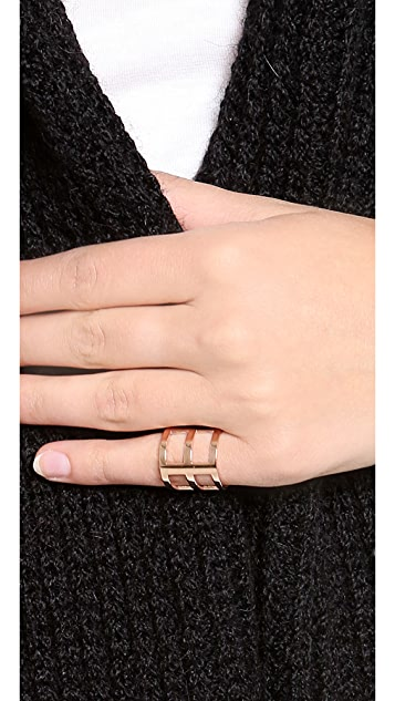 Campbell Geometric Ring
