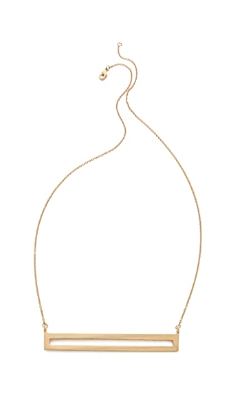 Campbell Panel Necklace