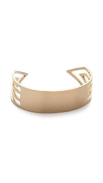 Campbell Chevron Cuff Bracelet