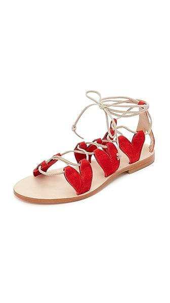 aa72de12112e Cornetti Innamorati Gladiator Sandals