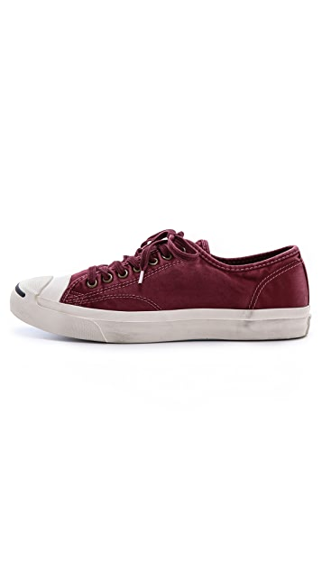 Converse Washed Jack Purcell Sneakers