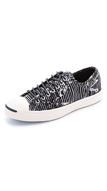 Converse Jack Purcell Printed Sneakers