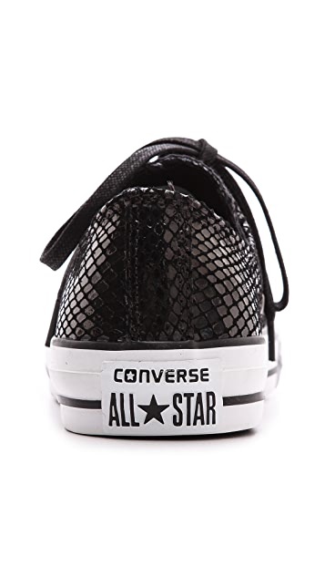 Converse All Star Leather Sneakers