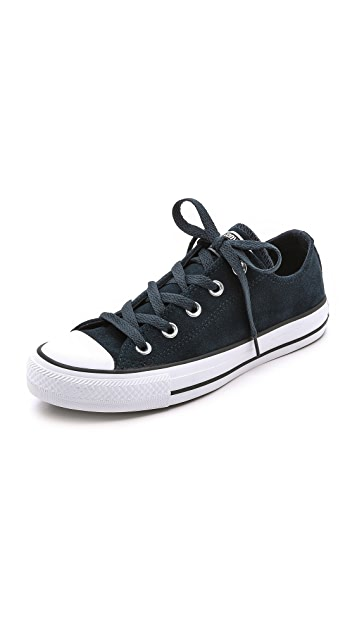Converse Chuck Taylor All Star Suede Sneakers